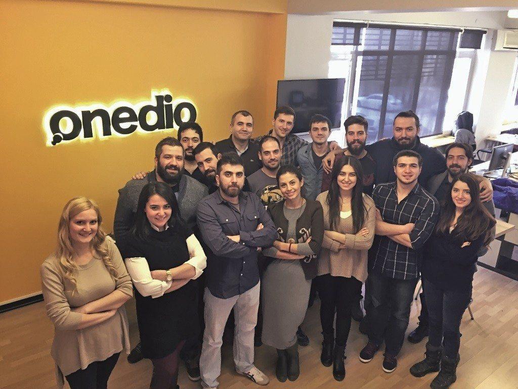Onedio Ankara ekibi