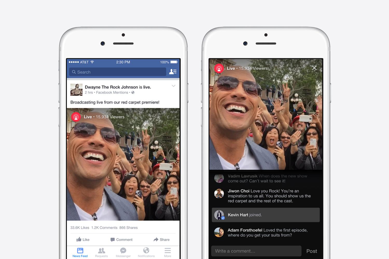Как сделать видеотрансляцию в фейсбук