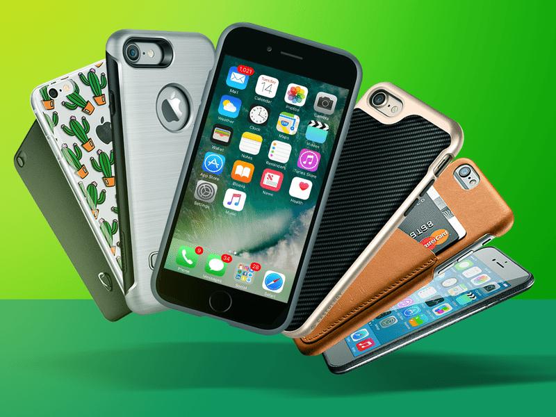 iPhone 7 için en iyi 7 kılıf