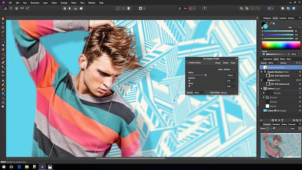 Photoshop'un güçlü rakibi Affinity Photo Windows'a geliyor
