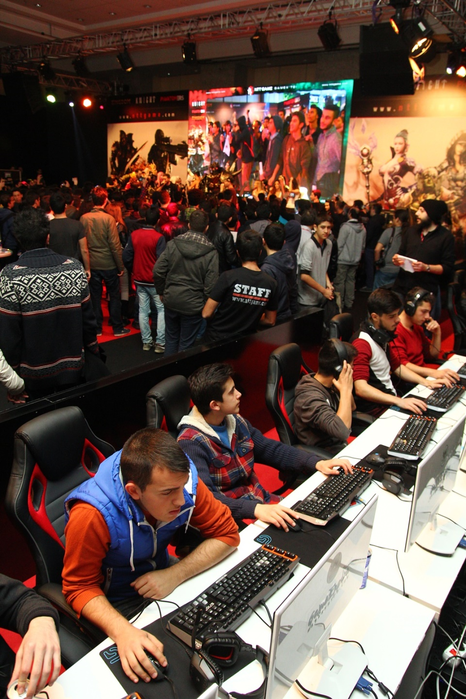Dijital oyun dünyası GameX'te buluşuyor