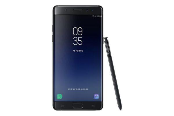Samsung Galaxy Note7 Fan Edition