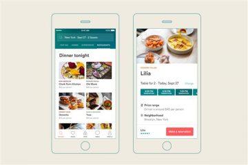 Airbnb şimdi de yemek rezervasyonu yapıyor