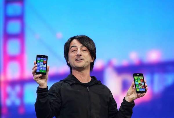 Windows Mobile Joe Belfiore