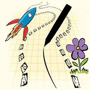 S Pen ScribbleRacer