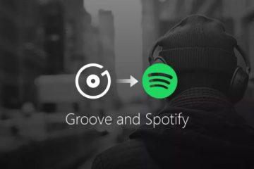 Groove Music kapanıyor, verileri Spotify'a aktarılıyor
