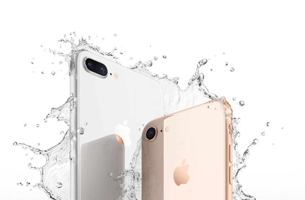 iPhone X ve iPhone 8