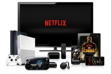 Netflix cihazlar