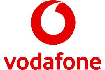 Vodafone yeni logo
