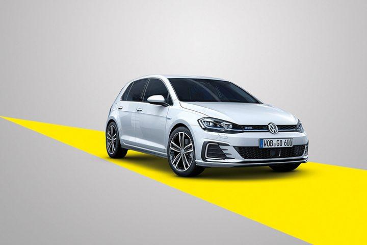 Hibrit otomobiller VW Golf GTE