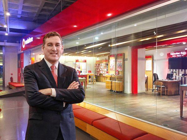 Vodafone Türkiye CEO'su Colman Deegan