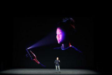 Apple, iPhone X ile insanların yüz datasını paylaşacak