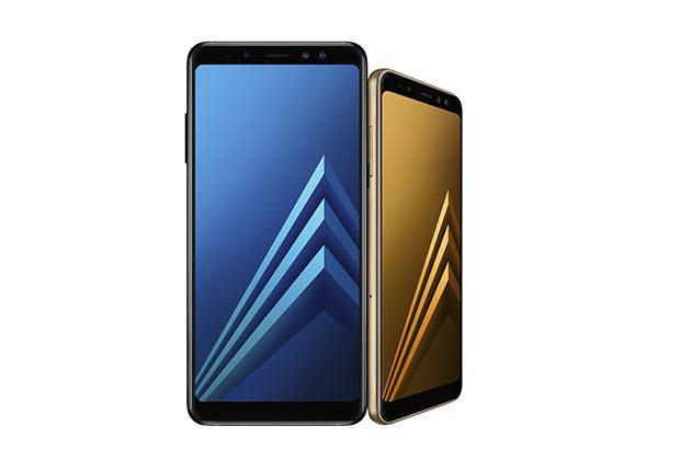 Galaxy A8 ve Galaxy A8+