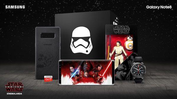 Samsung'dan Star Wars koleksiyonu