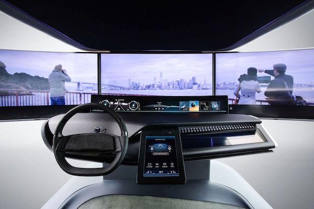 HMI Cockpit