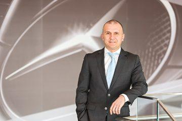 Mercedes-Benz Türk CIO Gökçe Bezmez